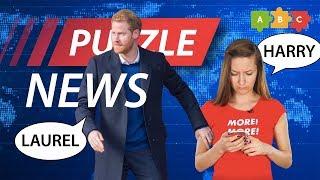 Puzzle News: лучшее об английском за неделю | 3 выпуск