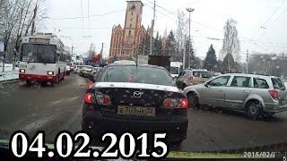 дтп Подборка Аварий и ДТП, Февраль 2015 №3 Car crash compilation 2015