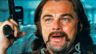 Однажды в Голливуде — Русский трейлер (2019)