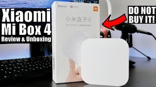Xiaomi Mi Box 4 Review, Unboxing & How to install English