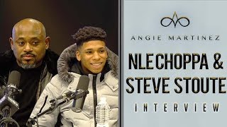 Steve Stout Talks NLE Choppa Turning Down $3 Million Deal + Artists Getting Trapped In Contracts