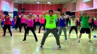 El baile del tao  (Dj said)  (CoreoFitness MundoGuyi)