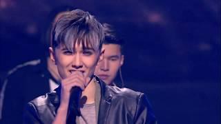 "In Coro.  ""Numb"" (Linkin Park). X Factor Kazakhstan. Season 7. Episode 15"
