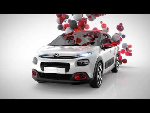 Citroen  C3 Хетчбек класса B - рекламное видео 4
