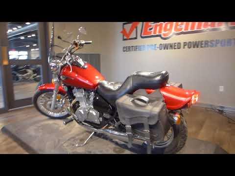 2006 Kawasaki Vulcan 500 LTD