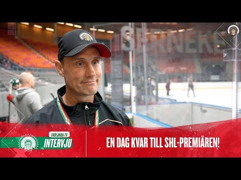 Youtube: INFÖR PREMIÄREN: Det senaste från laget med Roger Rönnberg