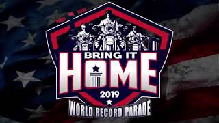 Bring it Home World Record Parade OFFICIAL VIDEO