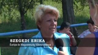 preview picture of video 'Sárréti Boszorkányfesztivál Szeghalom 2009.'