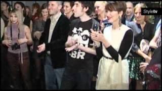 Светские будни, Наталья Лучанинова. Federico Fellini.