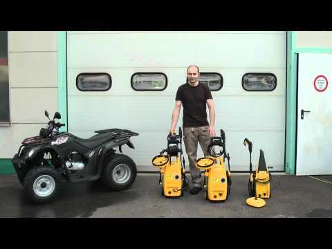 Hochdruckreiniger 1900 Watt POWXG9030 Powerplus / VARO®