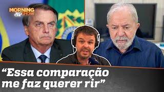 'Eu não sabia'; 'não dá pra saber de tudo': Bolsonaro tem o mesmo discurso de Lula?