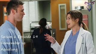 Grey's Anatomy S6E19 - Remember us - Aqualung