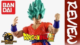 Dragonball Super   Dragon Stars SUPER SAIYAN BLUE GOKU Review [German/Deutsch]