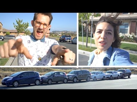 EPIC CAR PRANK! | DAY 159
