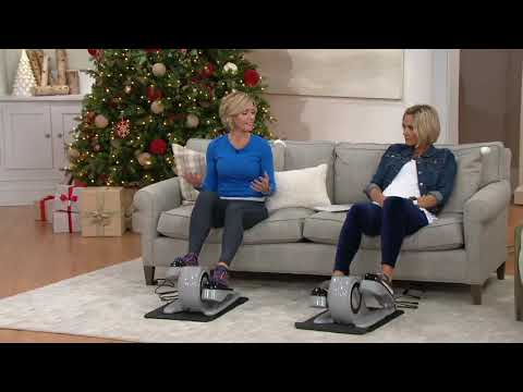 Sunny Health & Fitness EZ Stride Auto Assist Elliptical on QVC