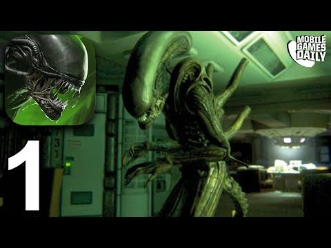 Download ALIEN BLACKOUT - Engineering Bay Level 1 - Gameplay Walkthrough Part 1 (iOS Android) Mp4 HD Video and MP3