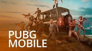 PUBG MOBILE - мы ждали эту игру!