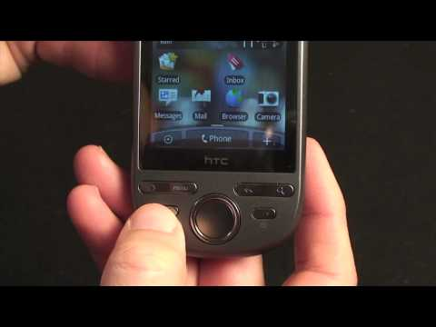 HTC Tattoo Mobile Phone Review