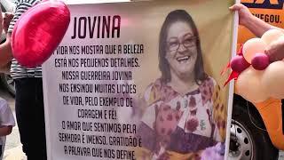 Paciente de 81 anos, vence a Covid-19 em Patos de Minas.