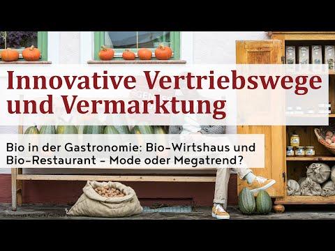 Bio in der Gastronomie: Bio-Wirtshaus und Bio-Restaurant – Mode oder Megatrend?