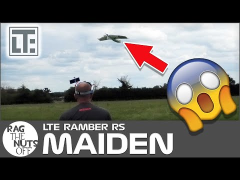 LTE Rambler RS Maiden (with INAV, ish)