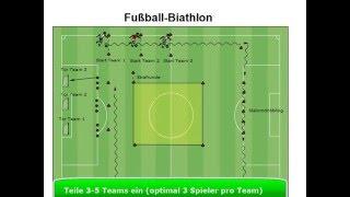 Fußball Biathlon