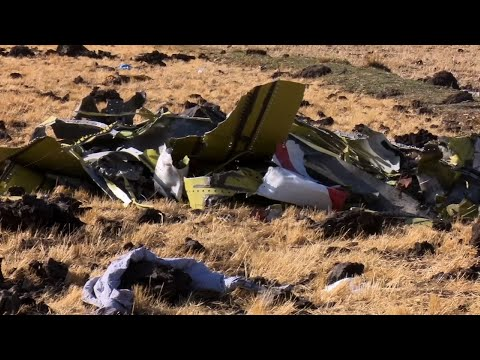 Aviation authorities in China, Indonesia and Ethiopia have ordered airlines to ground their Boeing 737 Max 8 planes the day after one crashed in Ethiopia, killing all 157 people on board. (March 11)