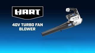 40V Turbo Fan Blower