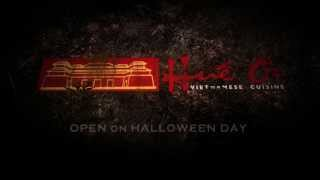 Wishing everyone a Happy Halloween! We're OPEN today!
