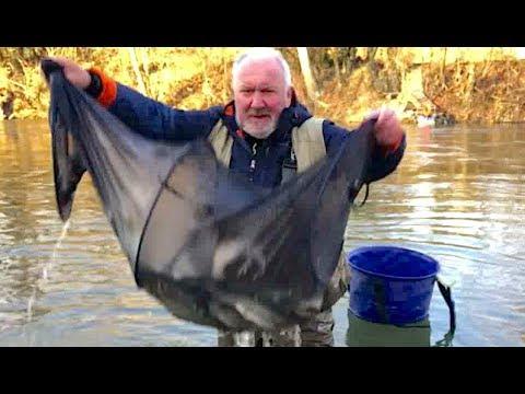 Video che pesca in Kamenka la regione Di Nizhniy Novgorod