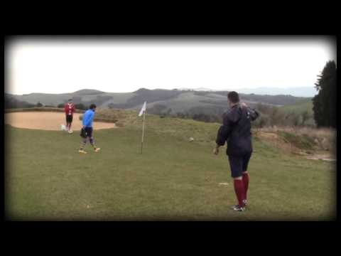 Preview video Coppa Italia Footgolf 2015 - Federazione Italiana Footgolf - 3° Tappa Nazionale