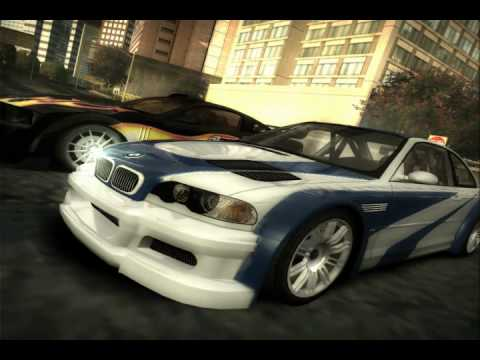 Gameplay de Need For Speed Most Wanted