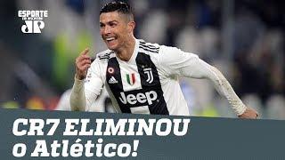 Cristiano Ronaldo é gigante | Bruno Prado