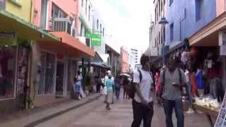 preview picture of video 'Bridgetown, Barbados - Downtown HD (2015)'