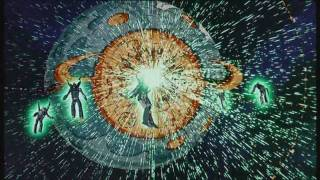 Transformers Unicron meets Megatron and his transformation into Galvatron