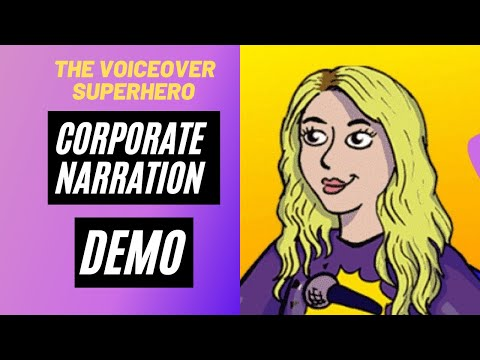 Corporate Narration Demo