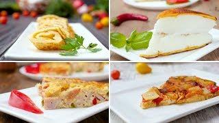 Рецепты вкусных омлетов - Рецепты от Со Вкусом