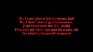 Chrisette Michelle - Goodbye Game