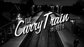 preview picture of video 'The Curry Train - Through Narborough Station'