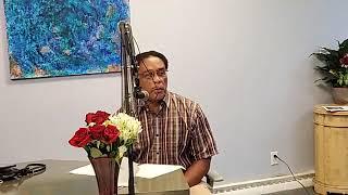Pastor Corey Jackson & Chuck Hughes