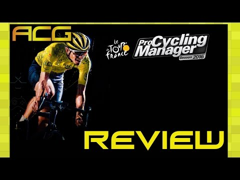"Pro Cycling Manager 2016 Review ""Buy, Wait for Sale, Rent, Never Touch?"" - YouTube video thumbnail"