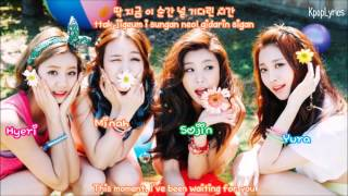 Girl's Day - Timing