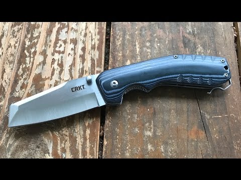 The CRKT Folding Razel Pocketknife: The Full Nick Shabazz Review