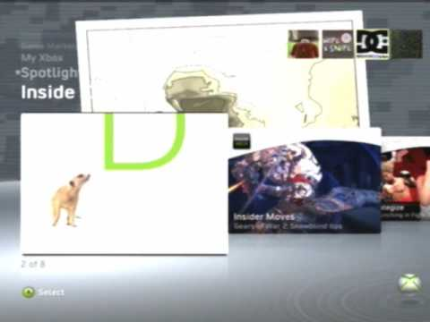 Commercials Start Showing Up On The Xbox 360 Dashboard… Great