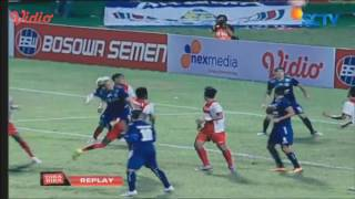 PSM Makassar Vs Arema Cronus 01 Highlights TSC 12 Juni 2016