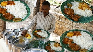 Cheapest Roadside Unlimited Meals | Indian Street food | #Streetfood/B24