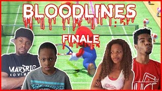 THIS IS FOR ALL THE MARBLES!! - Family Beatdown Bloodlines I Mario Tennis Wii U Gameplay