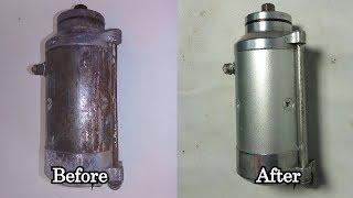 Starter Motor Restoration | Starter Motor Repair