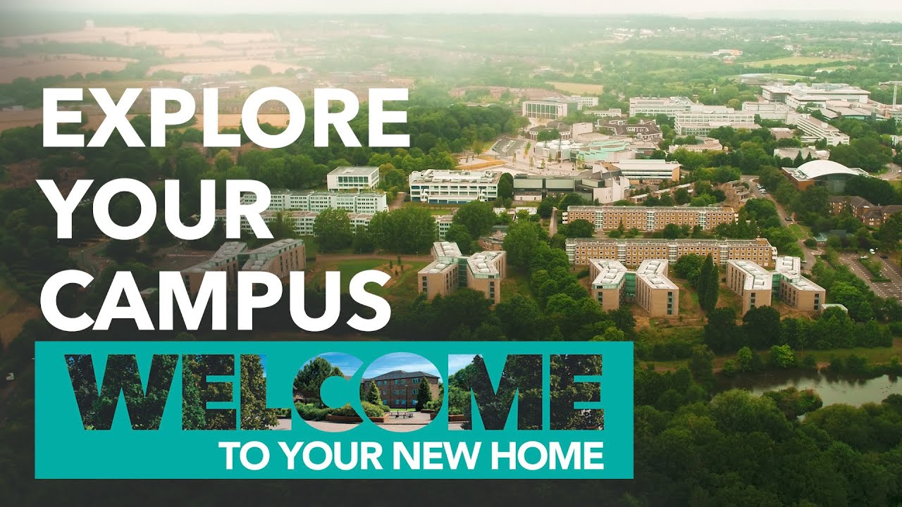 Explore Your Campus #welcometowarwick