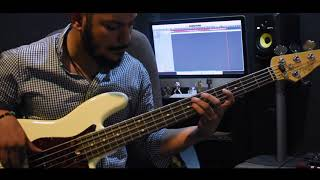 Planetshakers  I Choose You I Bass Cover
